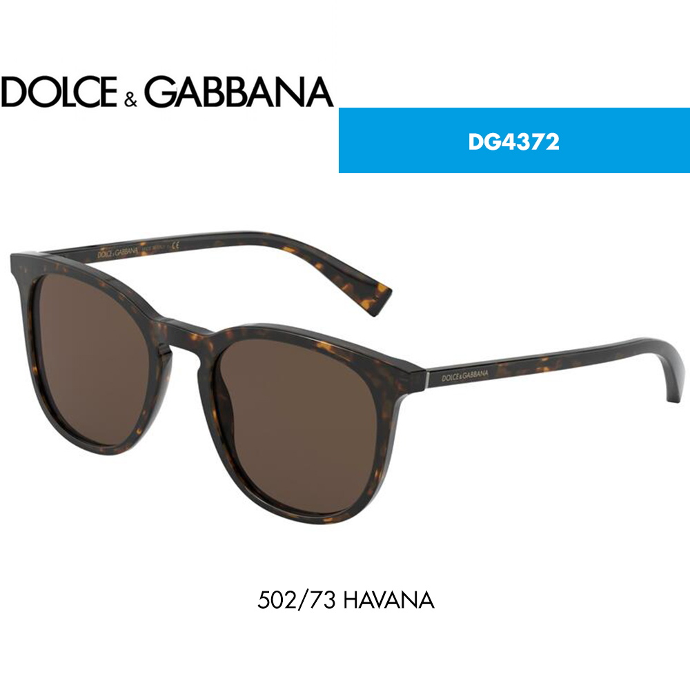 Óculos de sol Dolce & Gabbana DG4372