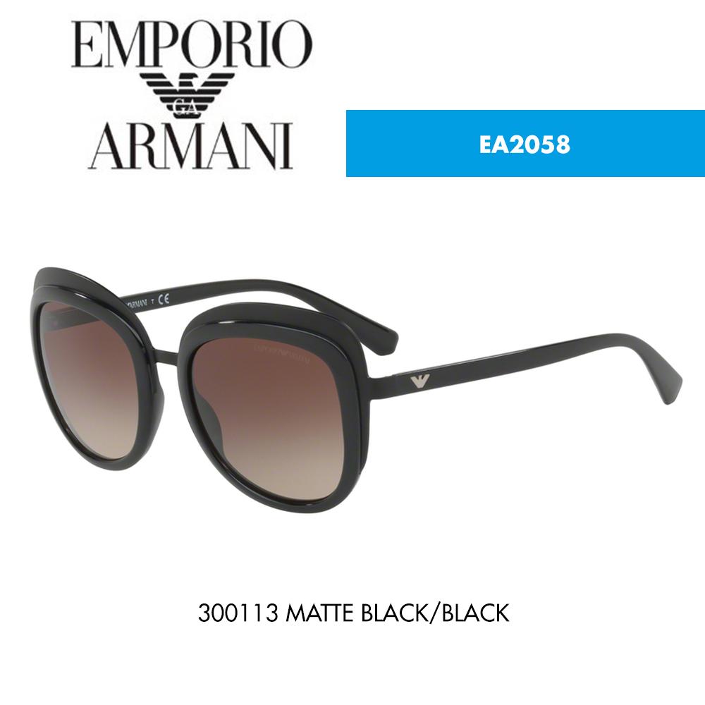 Óculos de sol Emporio Armani EA2058 PROMOÇÃO