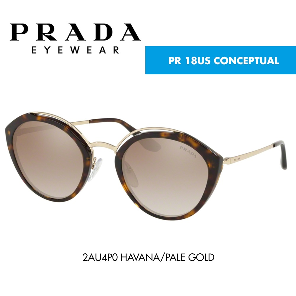 Óculos de sol Prada PR 18US CONCEPTUAL