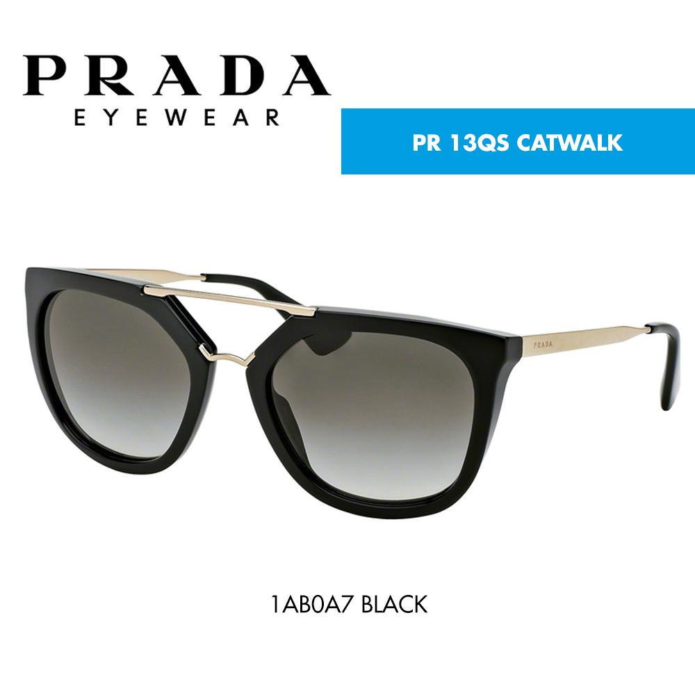 Óculos de sol Prada PR 13QS CATWALK