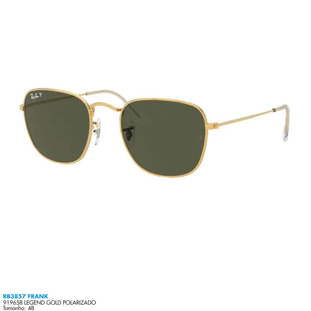 Óculos de sol Ray-Ban RB3857 FRANK
