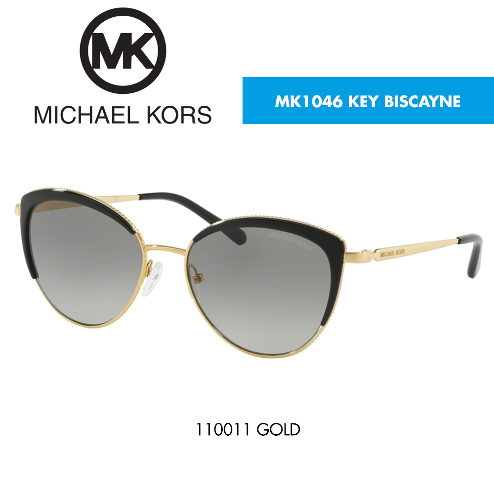 Óculos de sol Michael Kors MK1046 KEY BISCAYNE