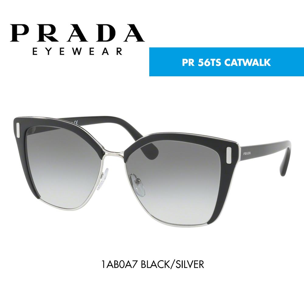 Óculos de sol Prada PR 56TS CATWALK