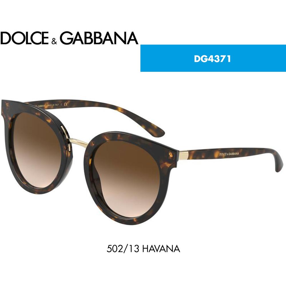 Óculos de sol Dolce & Gabbana DG4371