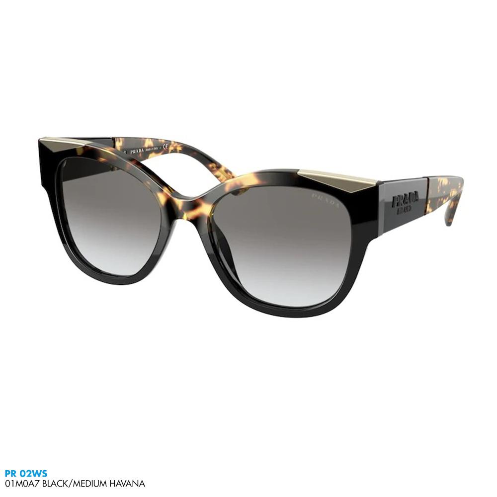 Óculos de sol Prada PR 02WS