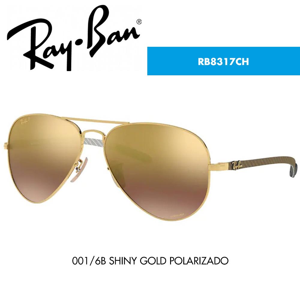 Óculos de sol Ray-Ban RB8317CH