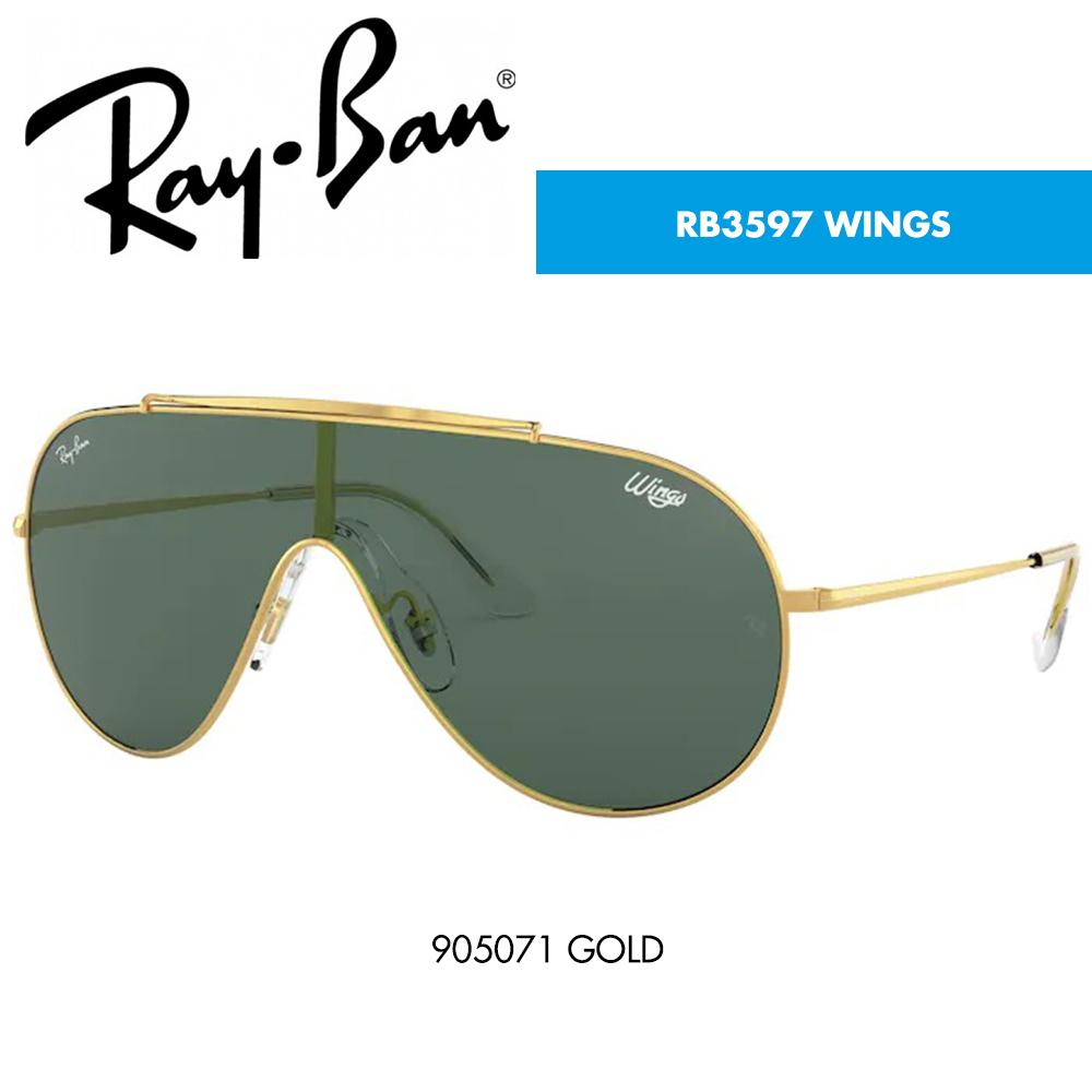 Óculos de sol Ray-Ban RB3597 WINGS