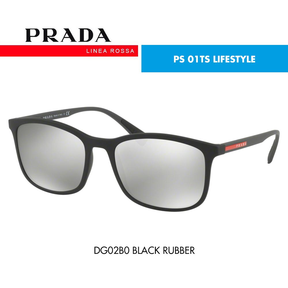 Óculos de sol Prada Linea Rossa PS 01TS LIFESTYLE