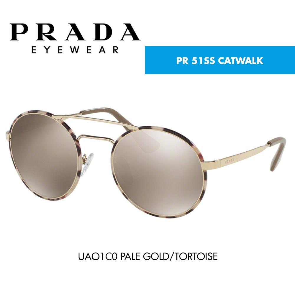 Óculos de sol Prada PR 51SS CATWALK