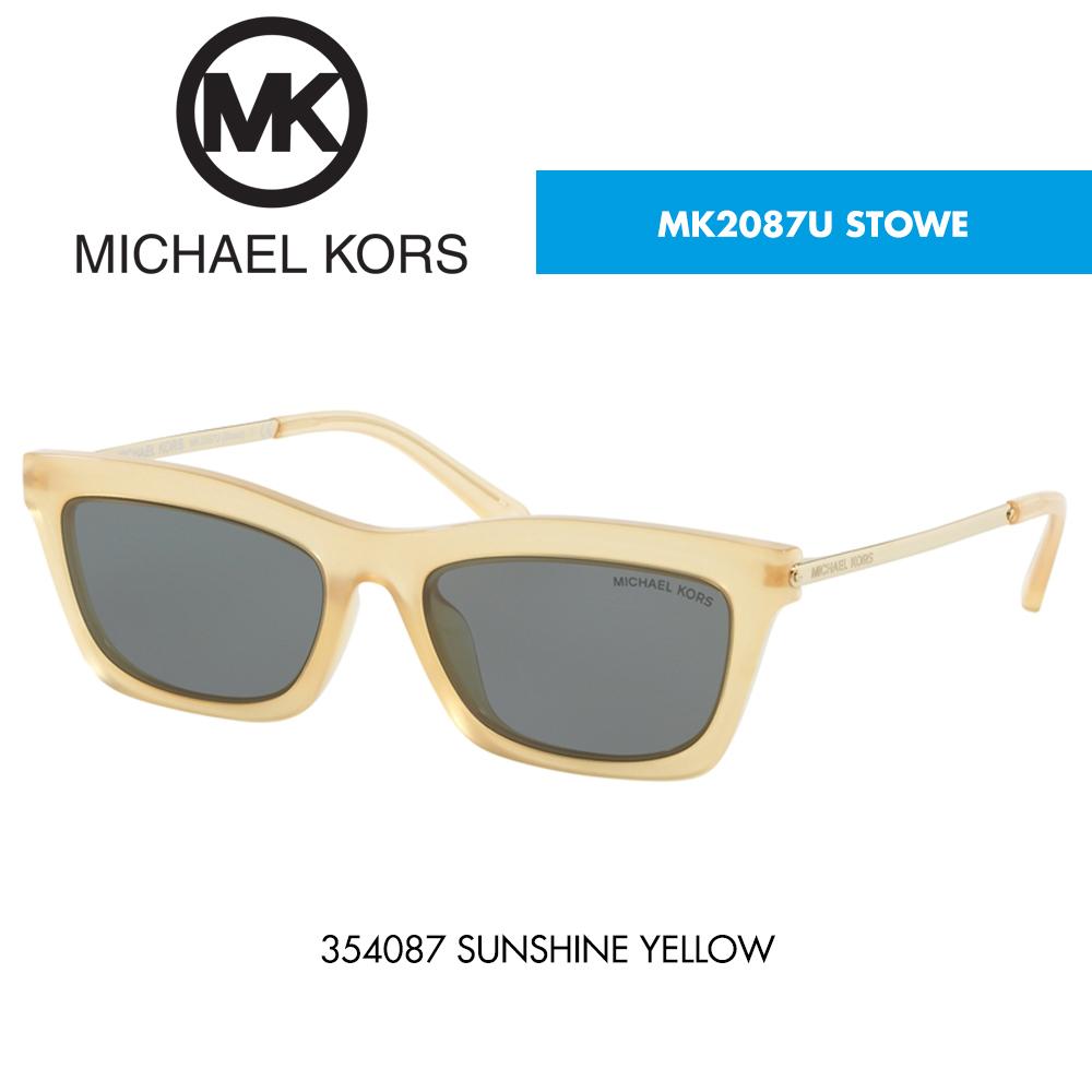 Óculos de sol Michael Kors MK2087U STOWE