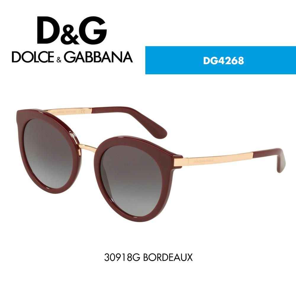 Óculos de sol Dolce & Gabbana DG4268 PROMOÇÃO
