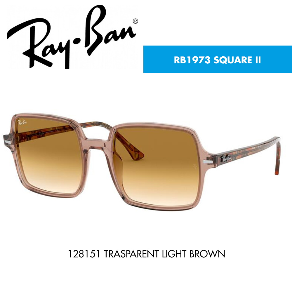 Óculos de sol Ray-Ban RB1973 SQUARE II