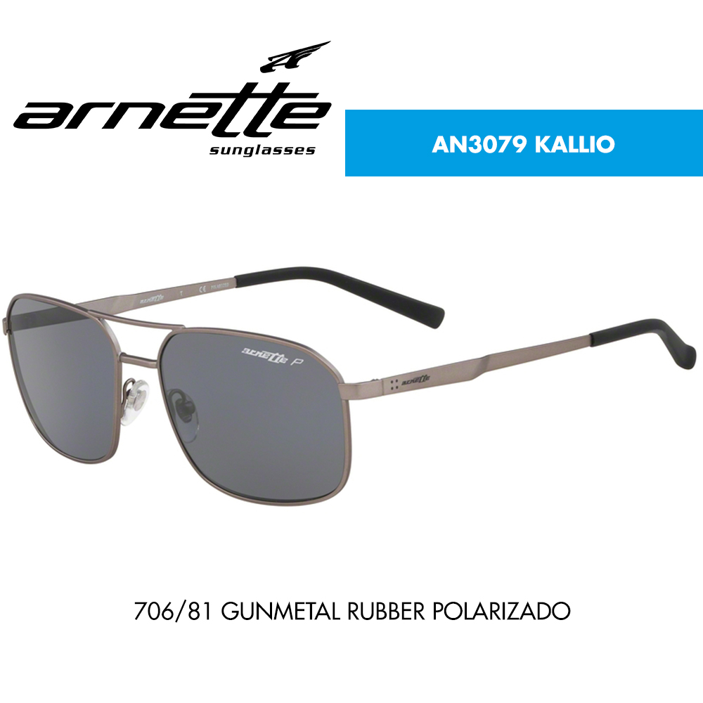 Óculos de sol Arnette AN3079 KALLIO