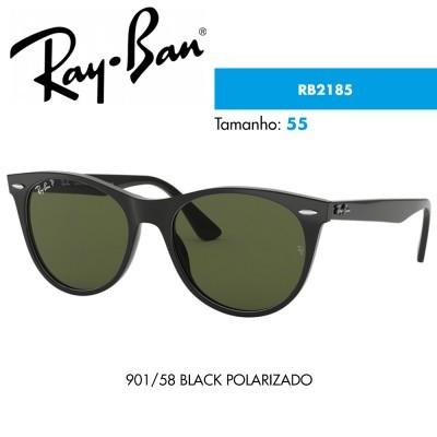 Óculos de sol Ray-Ban RB2185