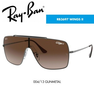Óculos de sol Ray-Ban RB3697 WINGS II