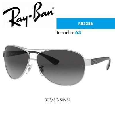 Óculos de sol Ray-Ban RB3386
