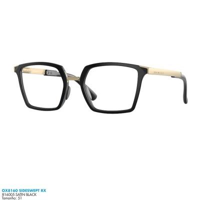 Óculos de vista Oakley OX8160 SIDESWEPT RX
