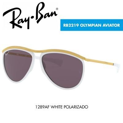 Óculos de sol Ray-Ban RB2219 OLYMPIAN AVIATOR