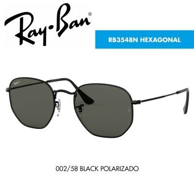 Óculos de sol Ray-Ban RB3548N HEXAGONAL