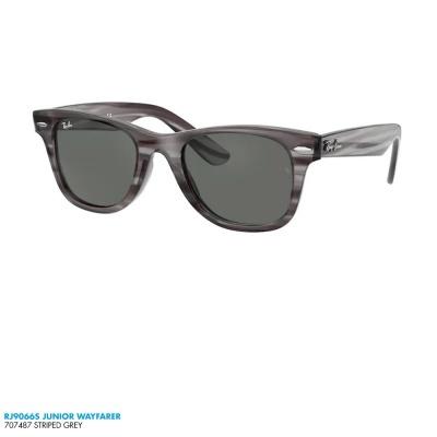 Óculos de sol Ray-Ban JUNIOR RJ9066S JUNIOR WAYFARER