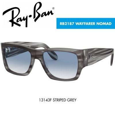 Óculos de sol Ray-Ban RB2187 WAYFARER NOMAD