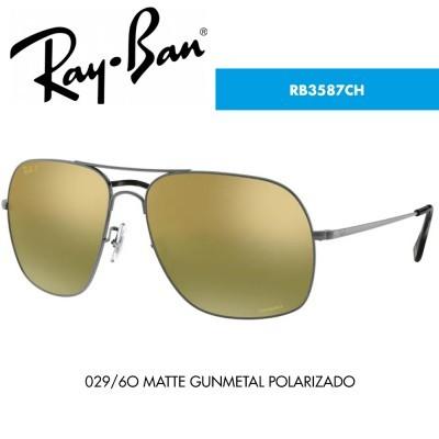 Óculos de sol Ray-Ban RB3587CH