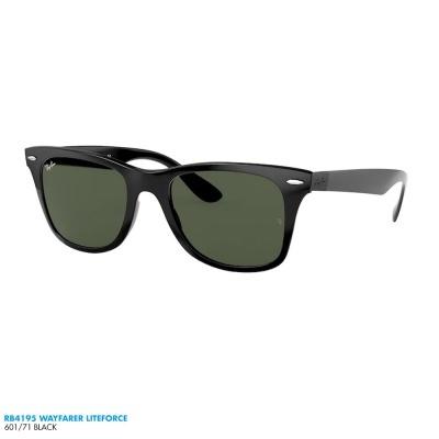 Óculos de sol Ray-Ban RB4195 WAYFARER LITEFORCE