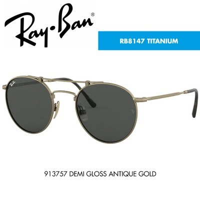 Óculos de sol Ray-Ban RB8147 TITANIUM