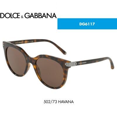 Óculos de sol Dolce & Gabbana DG6117