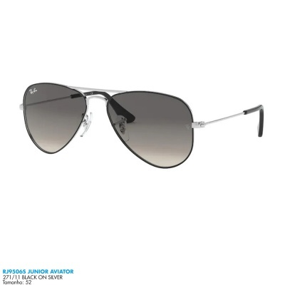 Óculos de sol Ray-Ban RJ9506S JUNIOR AVIATOR