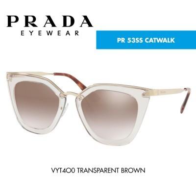 Óculos de sol Prada PR 53SS CATWALK
