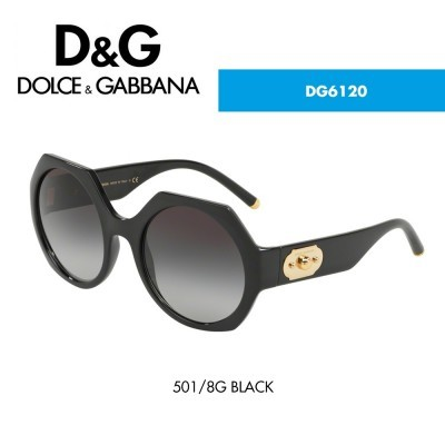 Óculos de sol Dolce & Gabbana DG6120 PROMOÇÃO