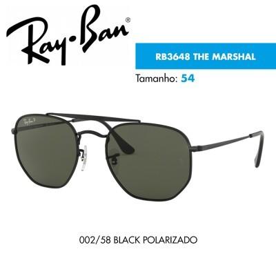 Óculos de sol Ray-Ban RB3648 THE MARSHAL