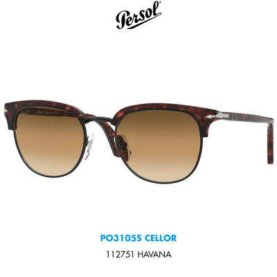 Óculos de sol Persol PO3105S CELLOR