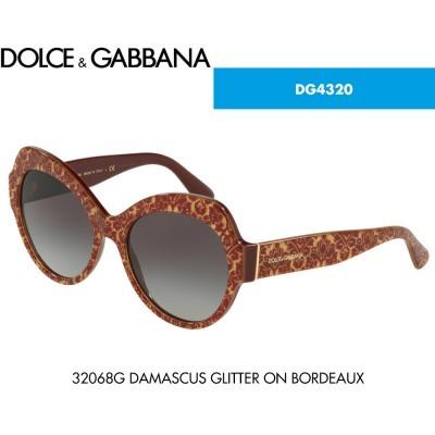 Óculos de sol Dolce & Gabbana DG4320