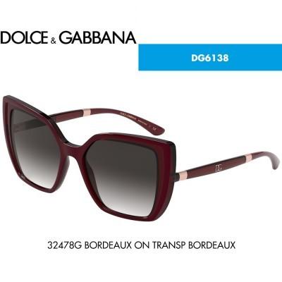 Óculos de sol Dolce & Gabbana DG6138