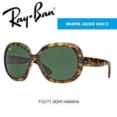 Óculos de sol Ray-Ban RB4098 JACKIE OHH II