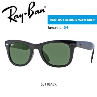 Óculos de sol Ray-Ban RB4105 FOLDING WAYFARER