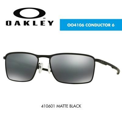 Óculos de sol Oakley OO4106 CONDUCTOR 6