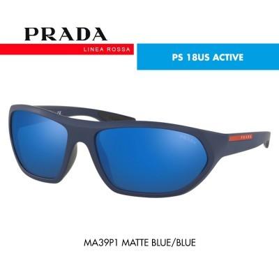 Óculos de sol Prada Linea Rossa PS 18US ACTIVE