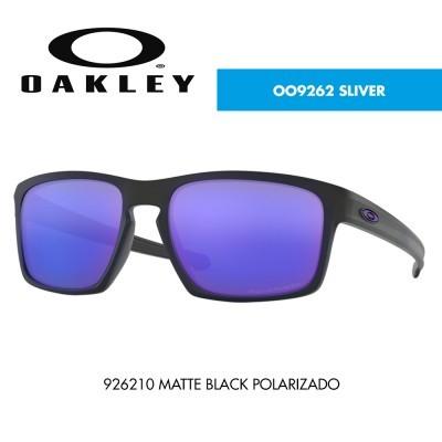 Óculos de sol Oakley OO9262 SLIVER