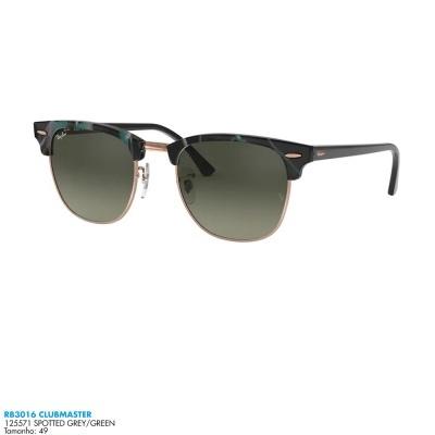 Óculos de sol Ray-Ban RB3016 CLUBMASTER