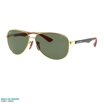 Óculos de sol Ray-Ban RB8313M FERRARI