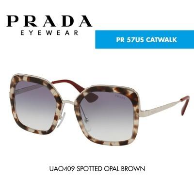 Óculos de sol Prada PR 57US CATWALK