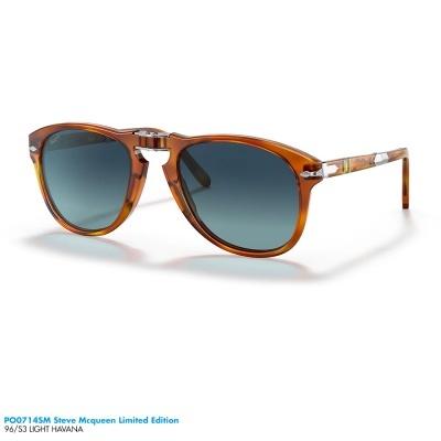 Óculos de sol Persol PO0714SM Steve Mcqueen Limited Edition
