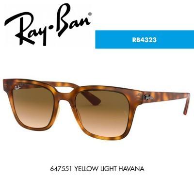 Óculos de sol Ray-Ban RB4323