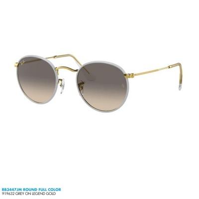 Óculos de sol Ray-Ban RB3447JM ROUND FULL COLOR