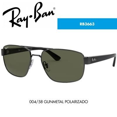 Óculos de sol Ray-Ban RB3663