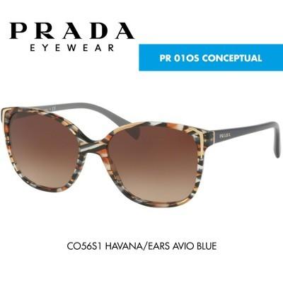 Óculos de sol Prada PR 01OS CONCEPTUAL