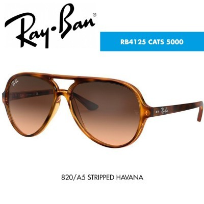 Óculos de sol Ray-Ban RB4125 CATS 5000
